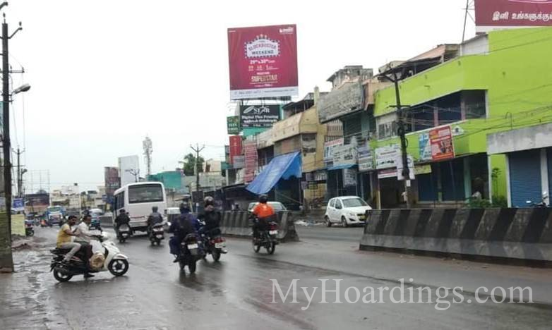 Best OOH Ad agency in Medavakkam Chennai, Hoardings Company at Adyar Madhya Kailash Chennai